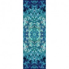 BLUE IVY - LONG SCARF